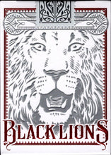 Load image into Gallery viewer, Black Lions - Red