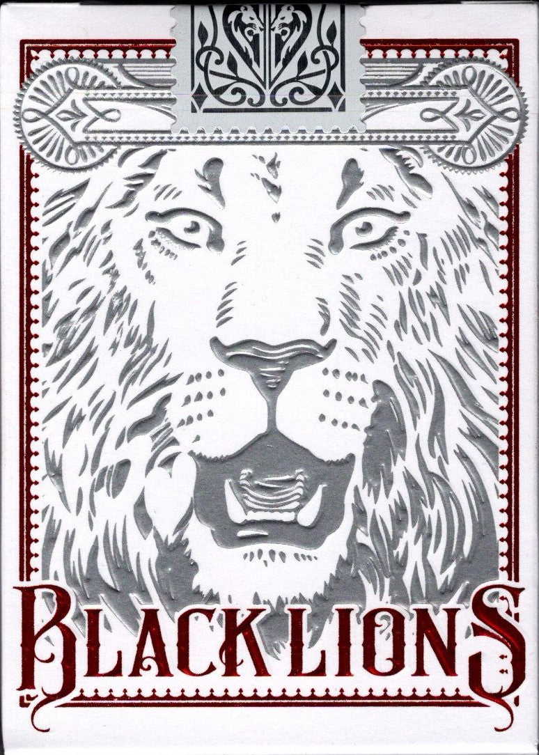 Black Lions - Red