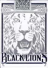 Load image into Gallery viewer, Black Lions - Blue