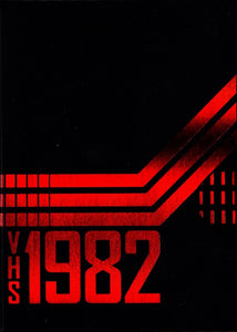 VHS 1982 Red Gilded 298/300