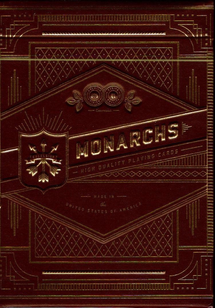 Monarchs - Red