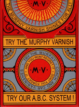 Load image into Gallery viewer, Murphy Varnish - Red