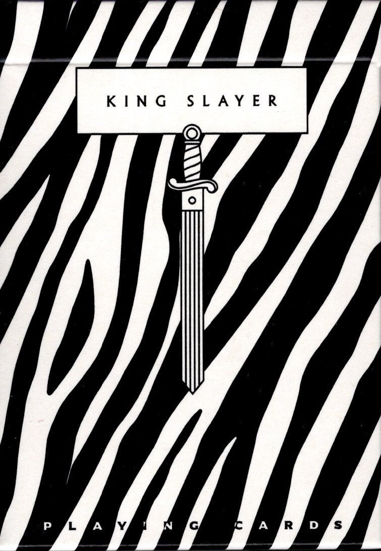 King Slayer - Zebra