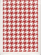 Load image into Gallery viewer, Houndstooth - Black or Red