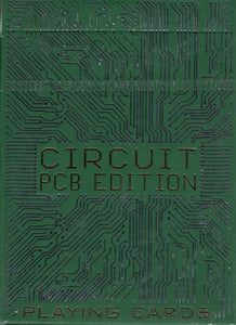 Circuit Playing Cards - 4 Variations