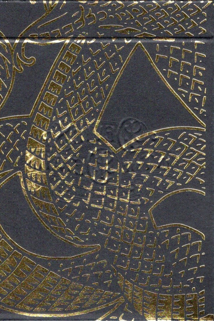 Devil's in the Details Inverted Tuck - Gold
