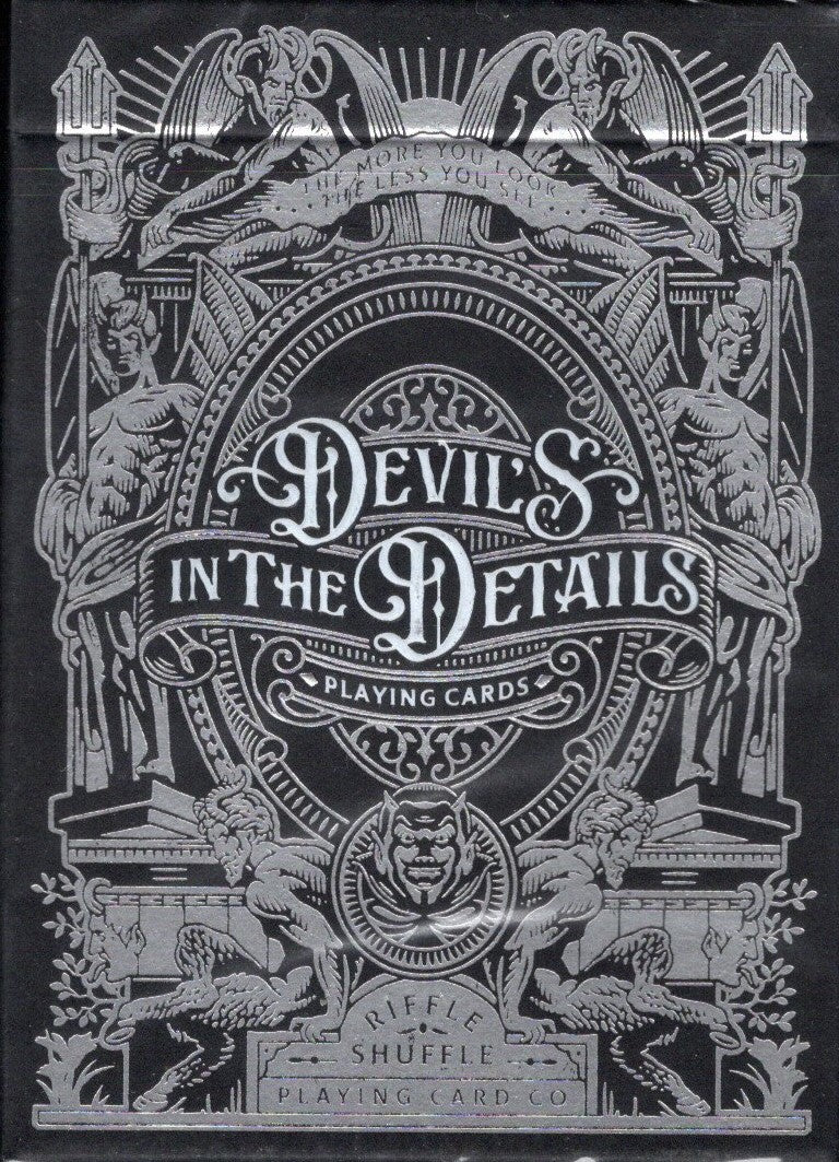 Devil's in the Details - Silver
