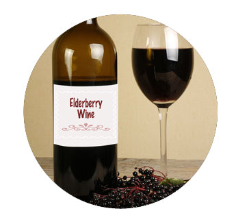 Make Elderberry homebrew wine by following our recipe
