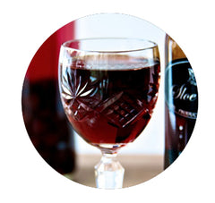 Make Sloe wine by following our recipe