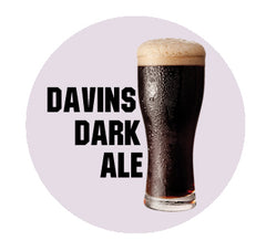 Make Davin's Dark Ale with his own homebrew beer recipe!
