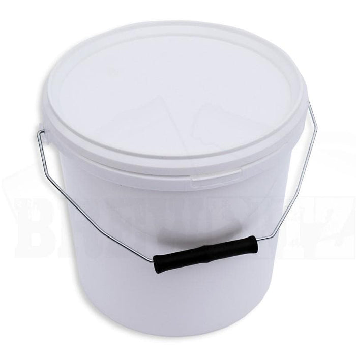 5 Litre Fermentation Bucket & Lid - Plain White