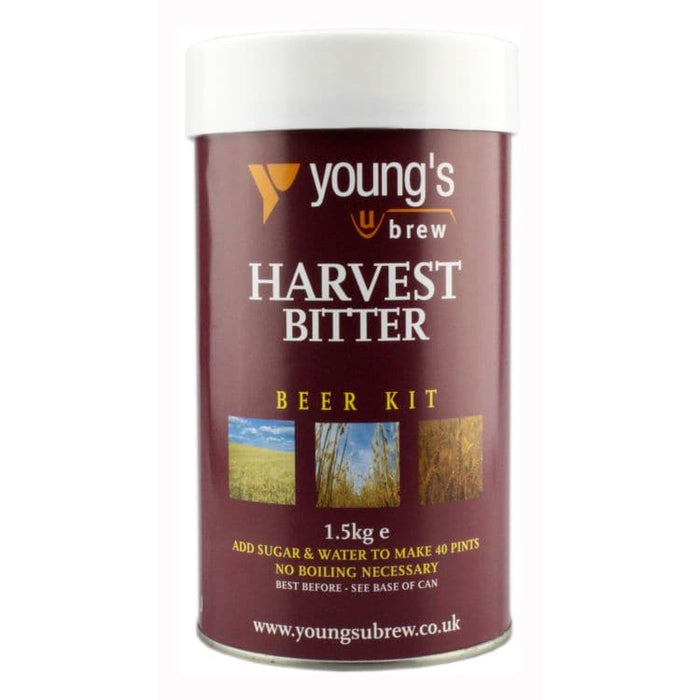 Harvest Bitter Kit Youngs - 40 Pint