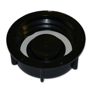 "2"" Barrel Cap with Pressure Release Vent"