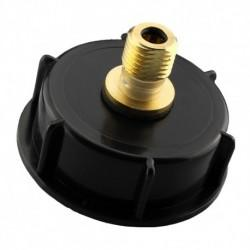 "2"" Barrel Cap with Valve for Hambleton Bard S30 Style Cylinders"
