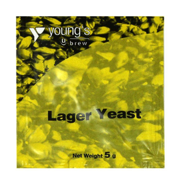 Lager Yeast Youngs - 5g