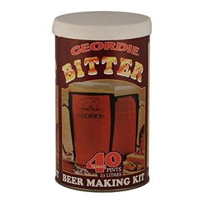 Geordie Bitter Kit - 40 Pint