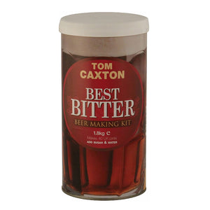 Tom Caxton Traditional Best Bitter Kit - 40 Pint