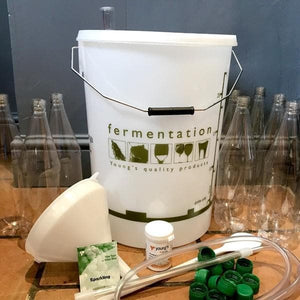 elderflower-champagne-making-starter-package for sale