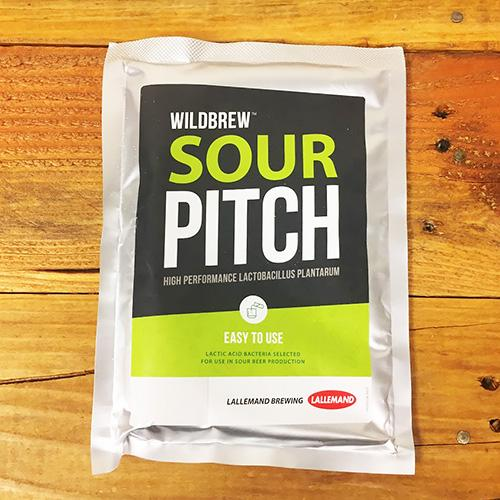 Wildbrew Sour Pitch Beer Yeast - 10g