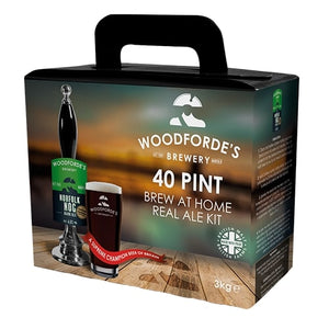 Woodfordes - Nog - 40 Pint Beer Kit
