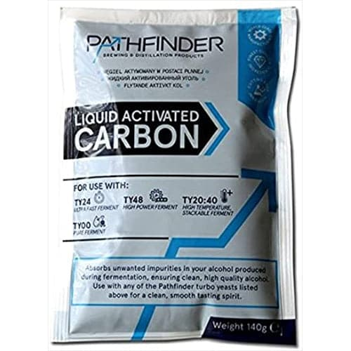 Activated Carbon Liquid - 140g - Treats up to 25 Litres - Pathfinder