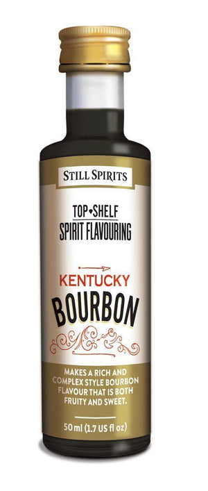 Still Spirits Top Shelf - Kentucky Bourbon Spirit Flavouring