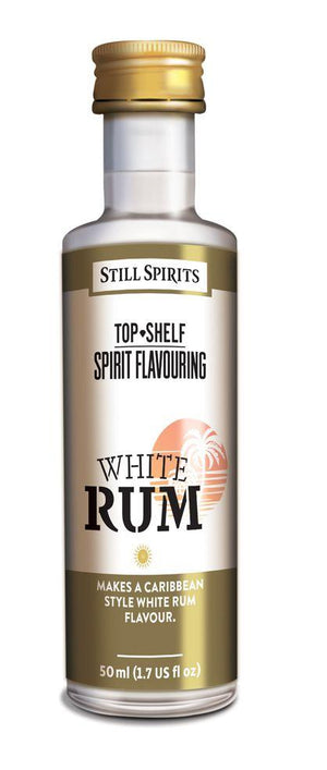Still Spirits Top Shelf - White Rum Spirit Flavouring