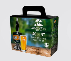 Woodfordes - Bure Gold - 40 Pint Beer Kit