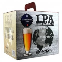 American Ales - India Pale Ale I.P.A - 40 Pint Beer Kit