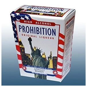 Apricot Brandy Flavour - Prohibition High Alcohol Spirit Kit - Original