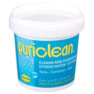 Puriclean - Water System Cleaner & Purifier - 100g