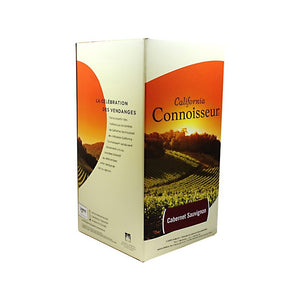 California Connoisseur - Cabernet Sauvignon - 30 Bottle Wine Kit