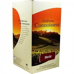 California Connoisseur - Merlot - 30 Bottle Wine Kit