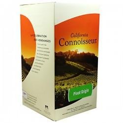 California Connoisseur - Pinot Grigio - 30 Bottle Wine Kit