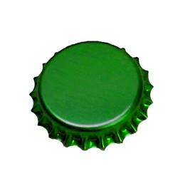 Crown Caps Green - 40 Pack