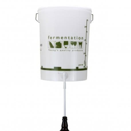 25 Litre Youngs Fermentation Bucket with Bottling System