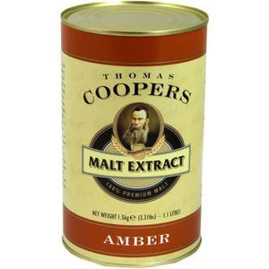 coopers-amber-malt-extract for sale