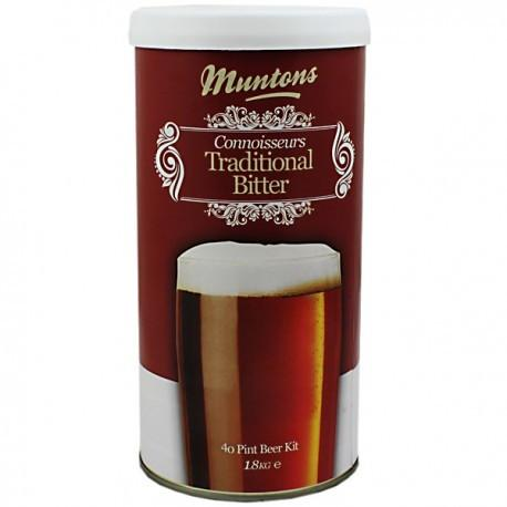 Muntons Connoisseur's - Traditional Bitter - 40 Pint Beer Kit