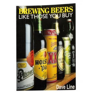 brewing-beers-like-those-you-buy-beer-homebrew-book for sale