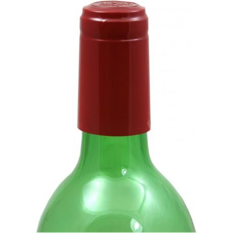 Wine Bottle Shrink Capsules Burgundy 30 Pack