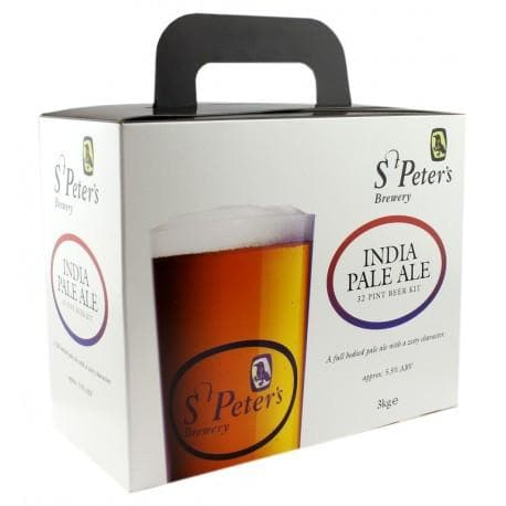 St Peters IPA India Pale Ale Kit - 32 Pint