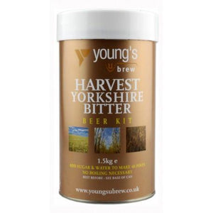 youngs-harvest-yorkshire-bitter-kit-40-pint for sale