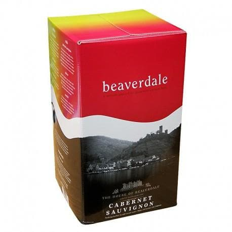 Beaverdale - Cabernet Sauvignon - 6 Bottle Wine Kit