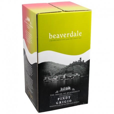 Beaverdale - Pinot Grigio - 30 Bottle Wine Kit