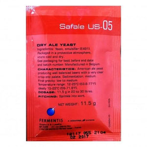 fermentis-safale-us-05-american-ale-yeast for sale