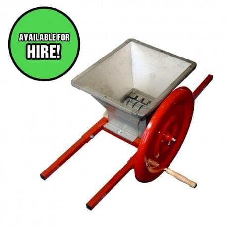 Apple Crusher For Hire