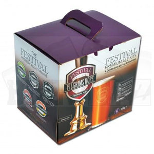 festival-ales-pilgrims-hope-40-pint-beer-kit for sale