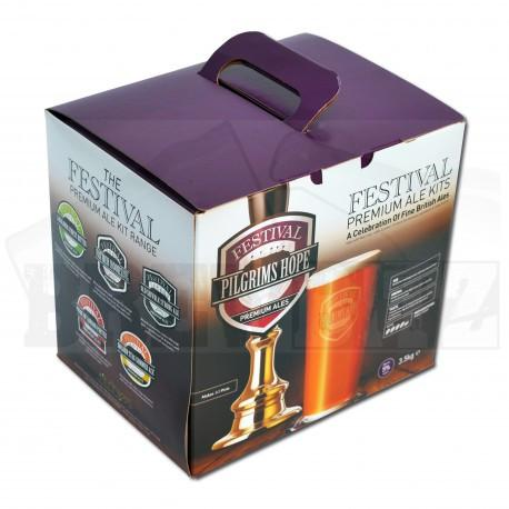 Festival Ales - Pilgrims Hope - 40 Pint Beer Kit