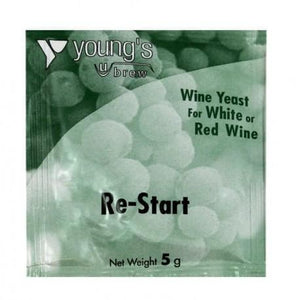 youngs-re-start-wine-yeast-5g for sale
