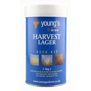 youngs-harvest-lager-kit-40-pint for sale